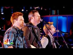 "Blake Shelton and The Swon Brothers: ""Celebrity"" - The Voice Highlight"