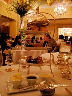 http://culintro.com/culintro-jobs/st-regis-new-york-hotel-sous-chef-2716/  High Tea at the St. Regis