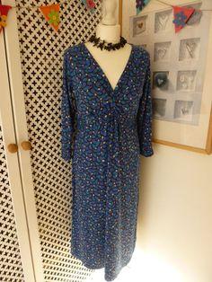 Boden Twist Front Jersey Dress