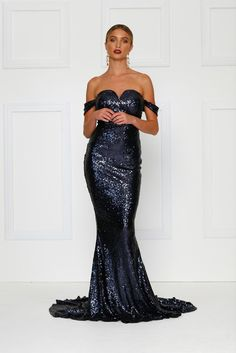 Alamour - Jonquille - Shop more designer prom and evening dresses at MERANSKI.COM  Worldwide Shipping and local boutique in South Florida!