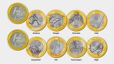 O Banco Central lançou as primeiras nove moedas comemorativas do programa numismático dos Jogos Olímpicos e Paralímpicos Rio 2016: uma de ouro, quatro de prata e quatro de circulação comum. O programa compreenderá ao todo 36 moedas, que serão lançadas até 2016.