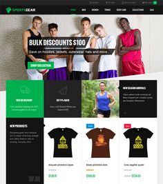 21 More of the Best Free and Premium Flat Magento Themes