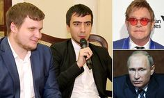 What Elton John told 'Putin' during phone call to discuss gay rights