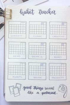 Best June Habit Tracker Spreads To Be Productive In 2019 - Crazy Laura Starting off a new month in yoru bujo and need some habit tracker inspiration! Check out these 22 awesome June examples for ideas! Bullet Journal Notebook, Bullet Journal Inspo, Bullet Journal Layout, Bullet Journal Ideas Pages, Journal Pages, Bullet Journal Weight Loss Tracker, Bullet Journal Birthday Tracker, Bullet Journal Lettering Ideas, Bullet Journal Aesthetic
