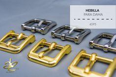 Imprescindibles hebillas para un estilo ostentoso y lujoso. Visítanos en: www.abcherrajes.com #ABCherrajes #Barrete #Hebilla #Styling #womensfashion #Sexy #Chic #ABC #LeatherGoods #Ornaments #Colorful #beautiful #Trimmings #Lujo #Herrajes #Moda2016 #regram #artwork #Luxury #gold #Ironworks #instadaily