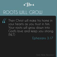 Growing pains are always good In God We Trust, Faith In God, Daily Bible Devotions, Morning Devotion, Ephesians 3, Today Morning, Amplified Bible, God Jesus, Religious Quotes