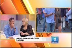 Nancy Alvarez ¿Se resuelven o no los conflictos de pareja en la intimidad?