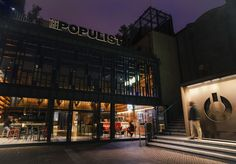 View full picture gallery of The Populist Brewery