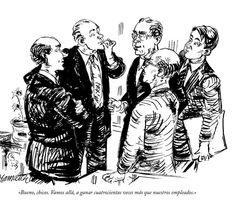 El capitalismo según 'El País' y 'The New Yorker'