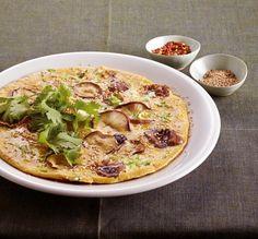 Shiitake-Omelett Rezept - ESSEN & TRINKEN