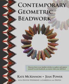 Contemporary Geometric Beadwork by Kate McKinnon - Jean Power!