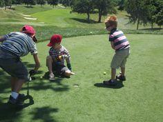 Junior Golf at Evansville Country Club