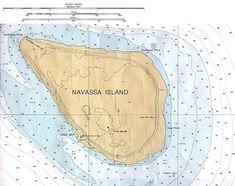 Navassa Island map   Navassa Island Maps - Perry-Castañeda Map Collection - UT Library ...