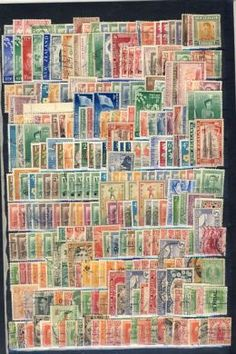 Lot of Unresearched stamps - New Zealand Collection