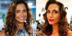 Camila Pitanga muda o visual para nova fase em Babilônia