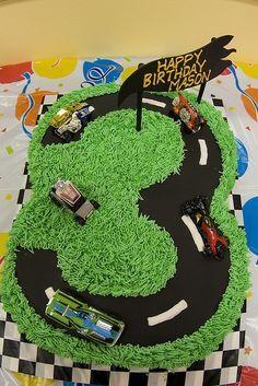 pastel carretera - Buscar con Google