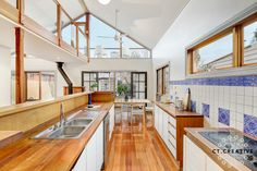 Bespoke real estate photography and video for inner city Melbourne's most prestigious properties. Real Estate Photography, Stairs, Creative, Kitchens, Furniture, Home Decor, Stairway, Decoration Home, Room Decor