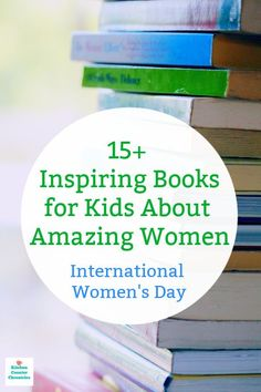 An inspiring collection of books for kids to celebrate International Women's Day. Books filled with the stories of amazing women throughout history. Creative Activities For Kids, Creative Kids, Crafts For Teens, Teen Crafts, Kid Activities, Happy Mom, Happy Kids, Shel Silverstein Books, Feminist Books