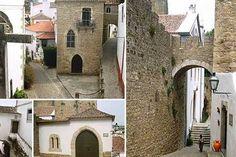 Veja este anúncio incrível na Airbnb: Holidays Castelo Óbidos -Casa Maria - Casas para Alugar em Óbidos