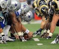 Dallas Cowboy Trenches