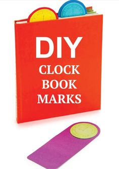 Time is running out! Make these cute DIY bookmarks to keep track of your page.