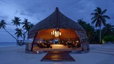 Exceptional Maldives Resort Designed by SCDA Architects: The Alila Villas Hadahaa