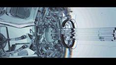 Transparent Machines - Electronic Music Video - BEAT100