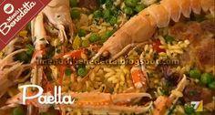 Paella | la ricetta di I Menu di Benedetta