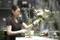 How to Open a Small Flower Shop