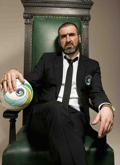 5124559b3 Former Manchester United star Eric Cantona is appointed director of soccer  at New York Cosmos.
