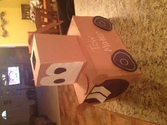 Tow Mater Valentines Box