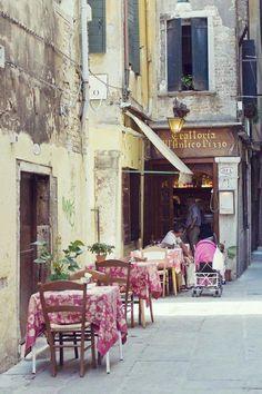 Trattoria in Venice | by © .natasha.