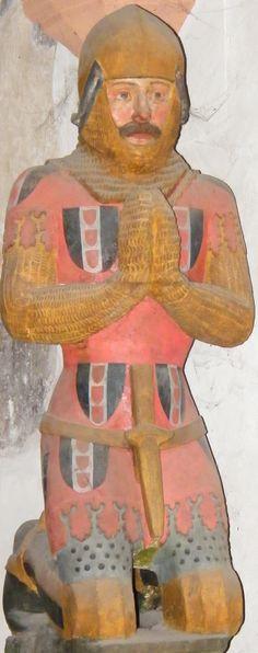 Huglin von Schoneck died 1377-86 Switzerland, Basel