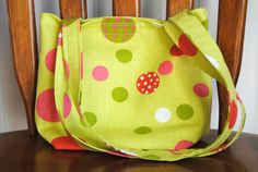 Baby Doll Diaper Bag and Wipes Set by BabyDollDiapers on Etsy, $20.00