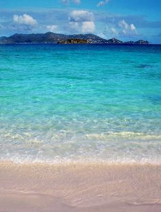 Sapphire Water, Sapphire Beach,  St Thomas, US Virgin Islands Copyright: Colin Bosch