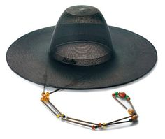 Gat - Traditional Korean horse-hair hat