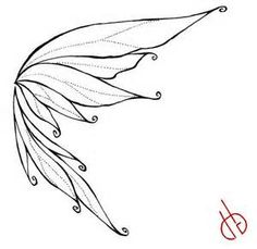 Small fairy Wings Tattoo - Bing Images