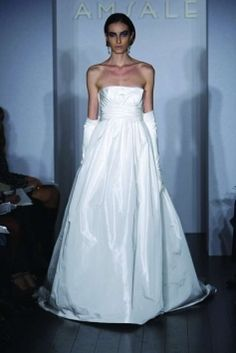 Amsale- Serena Wedding Dress $1,000