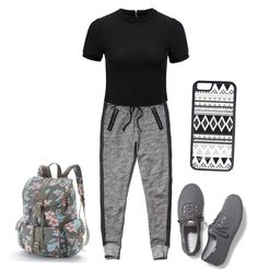 """""""Untitled #74"""" by kykydancer13 on Polyvore featuring Abercrombie & Fitch, Forever New, Keds, Candie's and CellPowerCases"""