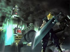 Final Fantasy VII changed the face of RPG games. It rewrote what a RPG, let alone what a game could be. Without a doubt, it shall always hold a special palce within my heart. Final Fantasy Vii Remake, Fantasy Series, Fantasy Art, Silent Hill, Bioshock, Resident Evil, Pokemon Go, Overwatch, Xbox One
