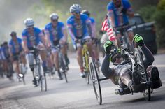 Strava: Ride and Run for Challenged Athletes