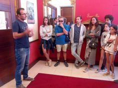 Visita guiada al Teatro Casino Liceo, conoce la historia de este emblemático edificio santoñés todos los viernes a las 12h (942660066) #santoñateespera #santoñaesanchoa #turismosantoña