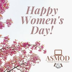 Happy Woman Day, Virtual Assistant, Facebook Sign Up, Ladies Day