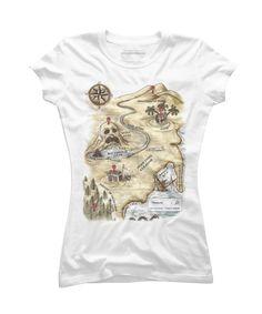 Did You Mean Treasure Island? Women's T-Shirt