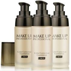 Maquiagem Tool LAIKOU 40ml Líquido Fundação Whitening Concealer