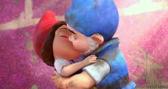 Gnomeo and Juliet kissing - Google Search