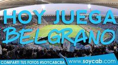 HOY JUEGA #BELGRANO - www.soycab.com http://ift.tt/2322i4Cwww.soycab.com http://ift.tt/2322i4C