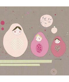 3 matriochkas amélie biggs