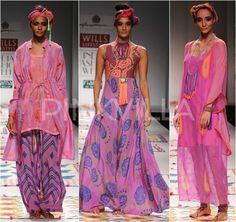 Anupama Dayal collection at Wills India Fashion Week 2014   PINKVILLA