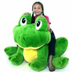 Details About 6 Quot Plush Bean Bag Frog Doll With Shirt